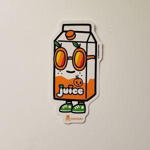 4/$15 Tokidoki Juicy Juice Sticker